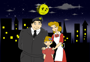 The Honeymooners Had a Kid by KiteBoy1