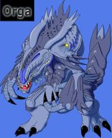 Orga redesigned by Skyegojira