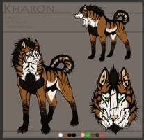 Kharon by Barguest