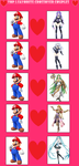 My Top 5 Favorite Mario Crossover Couples by FcoMk513