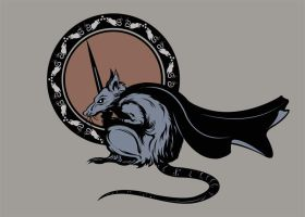 Plague Rat by MechanicalPumpkin
