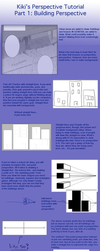 Perspective Tutorial Part 1 by Kikirini