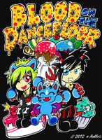 Sweet BOTDF Party by mako--eyes