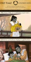ESO Time: A Father's Love by SlayerSyrena