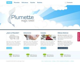 Sky and Clouds Web Site 3 by rgdesign-uruguay
