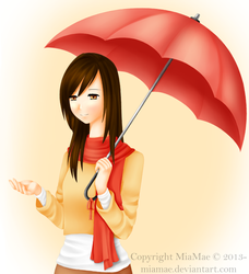A Rainy Day by MiaMae