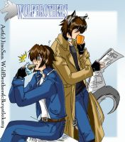 $.Wolf BrotherS.$ by JinoSan