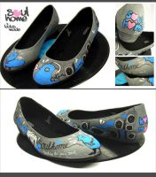 Soulhome shoes by Bobsmade