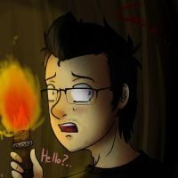 Markiplier by deathnoteL2009