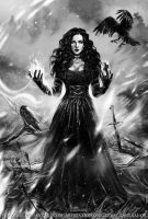 ~Lady Genevieve~ by JustAnoR