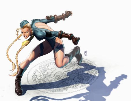 Cammy Stand alone wallpaper by AdmiraWijaya