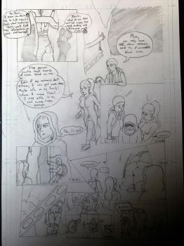 The Subjects sneak peek part 7 by jairartis