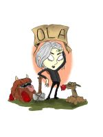 ola-don't starve ver. by Alex-hime-san