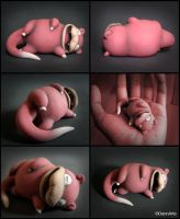 Sleeping beauty, Slowpoke