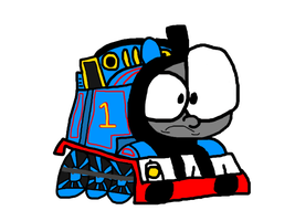 Thomas without the background by Waltman13