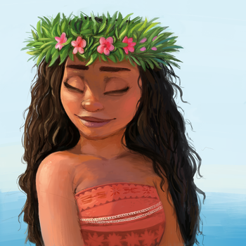 Moana by Skal-Men