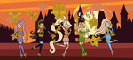 New Star Defenders ~ by Pennsatucky