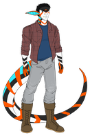 Reave Human Ref by ArkanFire