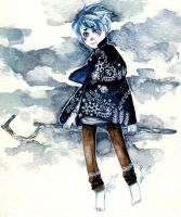 Jack Frost by inu-steakcy