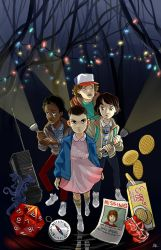 Stranger Things by KaiTexel
