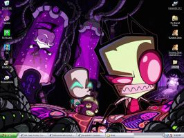 INVADER ZIM by MinaKaye