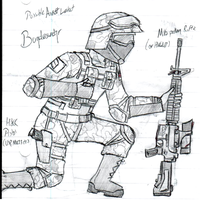 Possible Airsoft Loadout - Bundeswehr by Retal19
