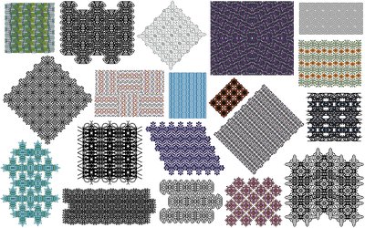 Pattern Pack 14 by Ahborson