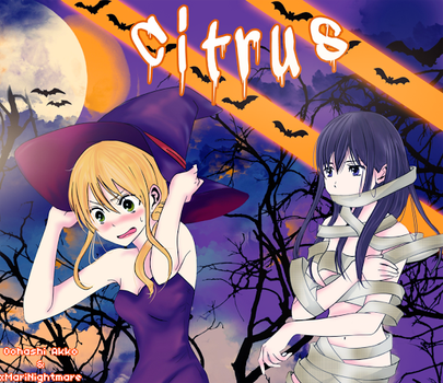 Citrus Halloween by Oohashi-Akko