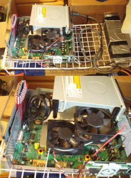 Custom Xbox 360 Cooling 2+ by Sconeboy