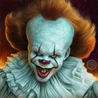 Pennywise by Bigboithomas84