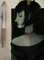 Kanaya (Traditional+Digital) by Liphoeryx
