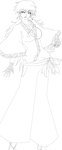 Cree :LINEART: by Serene-SimpliciT