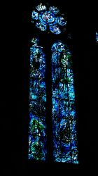 Stained glass   L arbre de Jesse by simorette