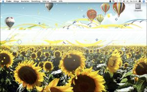 My Desktop Feb 2007 by newon2