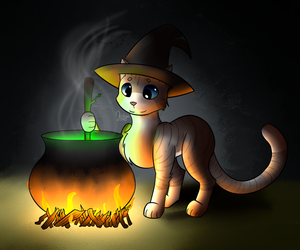 TWiG or Treat - Gentlesong by Zichqec