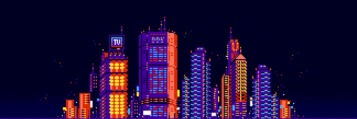 Night City X3 by TRUEvector
