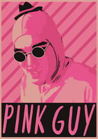 Poster - Pink Guy by SemonX