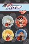 4x38mm KuroBasu Button PACK by Kawaii-Dream