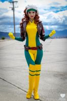 Rogue from X men by Karen--Kasumi