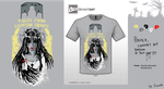 Tales From Eastern Europe: T-shirt. by Ryoishen