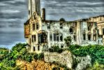 Alcatraz Prison San Fransico Bay California by nomisdice