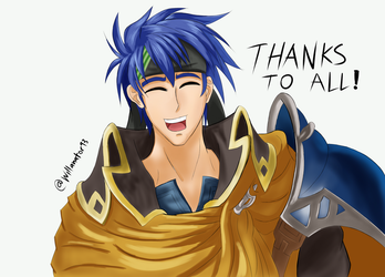 Brave Ike Thanks To All by Willanator93