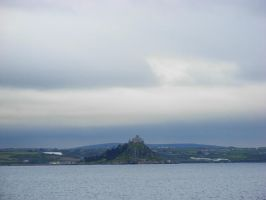 St Michael's Mount by morana-stock