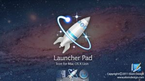 The New Launcher Pad Icon by ElomDesign
