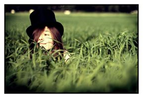 The Catcher in the Grass by Robakh