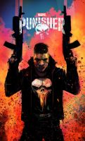Punisher by MatoelGrande