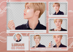 [PNG PACK #534] Luhan - (L'Occitane en Provence) by fairyixing