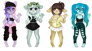 zodiac adopts (open) by aqhrodisiac