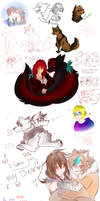 Output of shadow by Dream-Yaoi