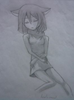 Old Drawing #3 by Es-Jey